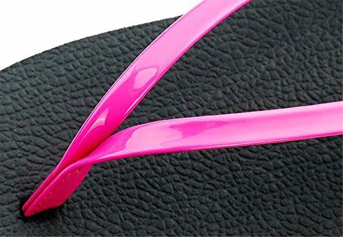 FLYRCX Estate donna infradito elegante dal fondo piatto pantofole a