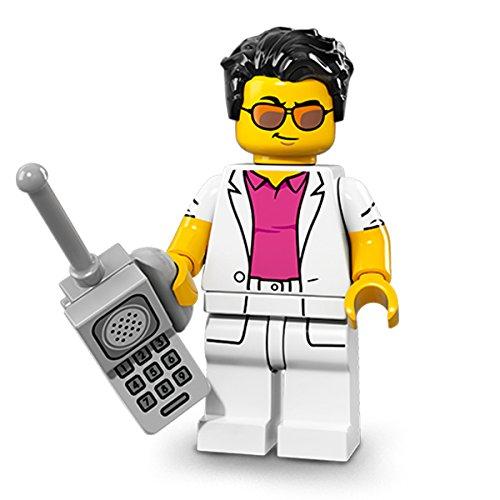 17 Serie (LEGO 71018 Minifigures Serie 17 - Yuppie Mini Action Figure)
