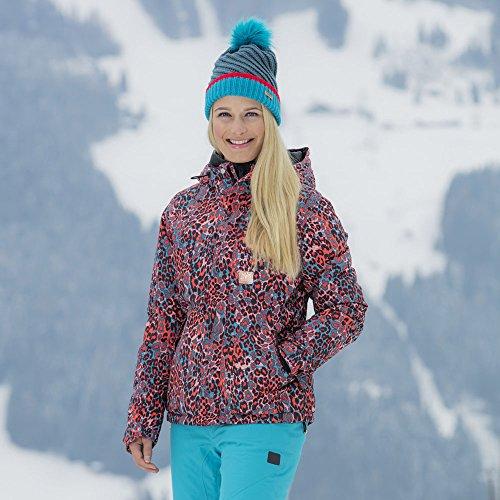 Chiemsee Damen Ski Jacke Olina Leo Flow