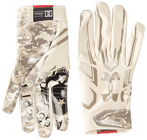 Under Armour F5 Limited Edition American Football Handschuhe - Medium