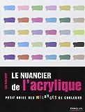 Le nuancier de l'acrylique: Petit guide des mélanges de couleurs.