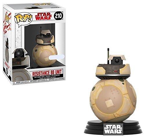 Funko Pop BB-Unit de la resistencia (Star Wars 210) Funko Pop Star Wars