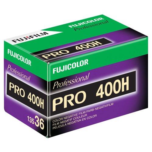 Fuji PRO 400 H 135-36 Farbnegativ-Filme -