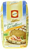 Aurora Rustikales Landbrot Brotbackmischung, 1er Pack (1x 500 g)