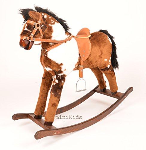 Sedia A Dondolo 515.Titan Cavallo A Dondolo Rocking Horse From Alanel Sale Negozio