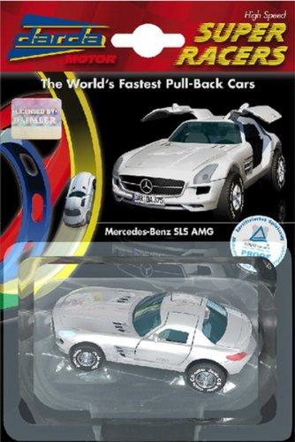 Mercedes-Benz SLS AMg Mystic Weiß DARDA