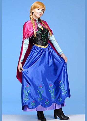 Magic Box Int. Frauen Disney Frozen Anna Kostüm Large (UK ()