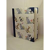 Album Foto Artigianale 20 x 25 - 30 fogli - serie ANIMALI