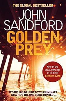 Golden Prey (Lucas Davenport 27) by [Sandford, John]