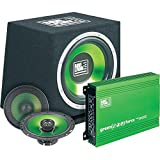 Raveland Car-HiFi-Set Green Force II