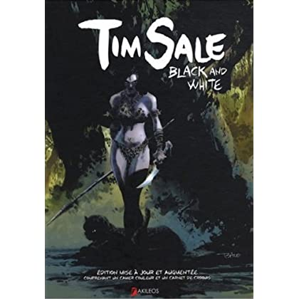 Tim Sale-Black and white