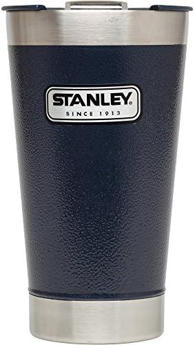 Stanley Classic Classic Classic Vacuum Pint 453,6 gram, unisex, Hammertone Navy B00RQ8TB1S Parent   prezzo di vendita    Alta qualità ed economico  2e9ac0