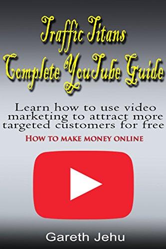 Twitter Traffic Generator - How to make money online: How To Make Money Online By Learning How To Use Twitter To Generate New Customers (English Edition)