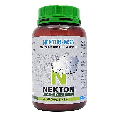Nekton MSA- Mineral Supplement für Haustiere, 1er Pack (1 x 500 g)