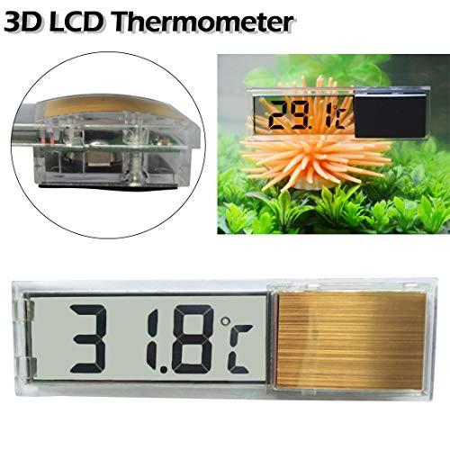 LCD Digital Aquarium Aquarium Thermometer Temperaturmessgeräte