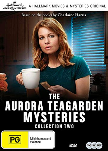 The Aurora Teagarden Mysteries - 3 Film Collection Two (Last Scene Alive/Reap What You Sew/The Disappearing Game)
