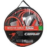 Carpoint 0177663 Câbles de Démarrage 500A avec Pinces Isolées