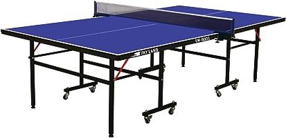 طاولة تنس قابلة للطي والتحريك من سكاي لاند EM-8003 - ازرق