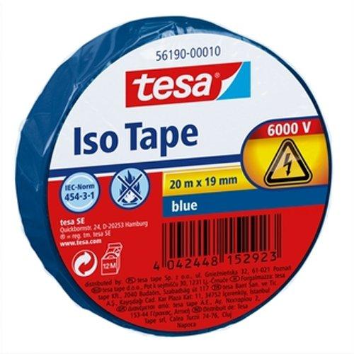 tesa-sas-5619000010-nastro-adesivo-isolamento-elettrico-20-mm-x-19-mm-vrac-blu