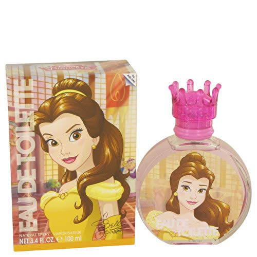 Disney Belle Eau de Toilette 100ml Vaporizador With Charm