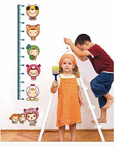 Ambiance-Live Sticker Mural Sticker enfant toise miniboys