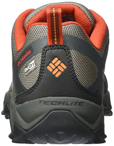Columbia Peakfreak Xcrsn Ii Xcel Low Outdry, Chaussures Multisport Outdoor Homme Gris (Light Grey/valencia 060)