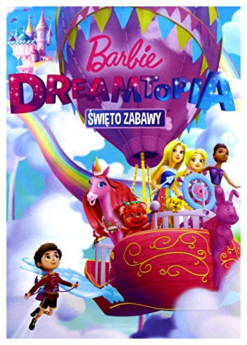 Preisvergleich Produktbild Barbie Dreamtopia: Festival of Fun [DVD] (IMPORT) (Keine deutsche Version)