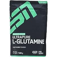 Preisvergleich für ESN Ultrapure L-Glutamine Powder, Pro Series, Doppel Pack (2 x 500g Beutel)