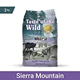 Heads Up For Tails Taste of The Wild Dog Foods Grain with Sierra
