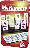 Schmidt Spiele 51207 - MyRummy in der Metalldose