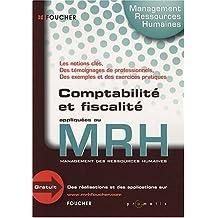 Comptabilité et fiscalité appliquées au MRH (Management des ressources humaines