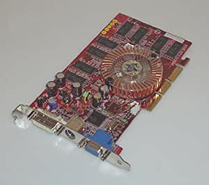 MSI mS - 8919 mS 8919 128 mo nvidia geForce fX5200 fX 5200, vGA, dVI aGP tV-out-(969) graphique