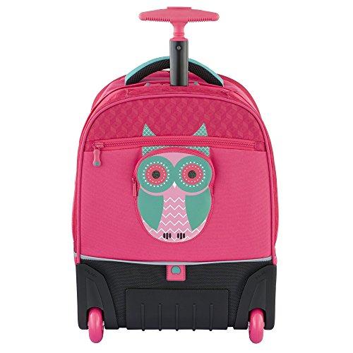 delsey-scolaire-schoolbag-sac-a-dos-enfant-45-cm-pivoine-chouette