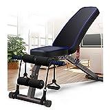 Multifunktionales Bauchbrett, verstellbare, bogenförmige Deklinations-Sitzbank für Bauchmuskeln...