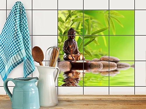 fliesenfolie-selbstklebend-20x20-cm-3x3-design-buddha-zen-erholung-klebefolie-kche-bad