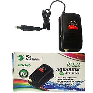 RS-180 Aquarium Air Pump