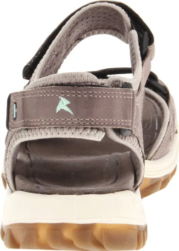 Ecco Ecco Offroad Lite, Sandales de sport femme gris (MOON ROCK/EMERALD57819)