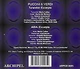 Turandot & Aida Excerpts [Call [Import USA]