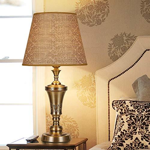 Iluminación de interior Lámparas mesilla de noche Lámpara de mesa ...