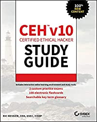CEH v10 Certified Ethical Hacker Study Guide (English Edition)