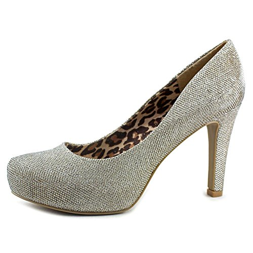 Guess Plateau High Heels 39 Neu Guess Pumps Silber