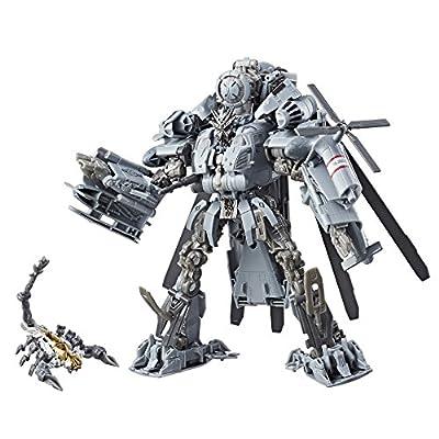 Transformers Studio Series 08 Leader Class Movie 1 Decepticon Blackout von Hasbro
