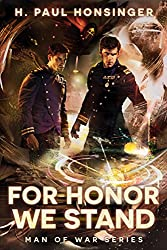 For Honor We Stand (Man of War) by H. Paul Honsinger (11-Mar-2014) Paperback