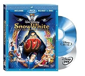 Snow White & Seven Dwarfs [Blu-ray] [1937] [US Import]