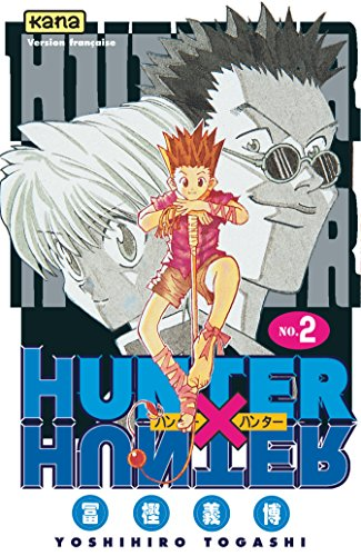 Hunter X Hunter, tome 2
