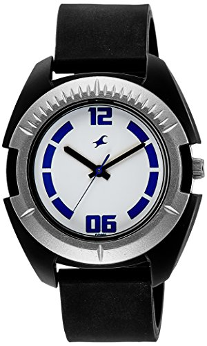 Fastrack Casual Analog White Dial Men's Watch - 3116PP01 image
