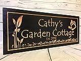 Norma Lily Garten-Geschenke aus Holz Bedruckt Gewächshaus Schilder Outdoor Holz Schild Garden Tools Schuppen Sie schuppenschild Gemüse Garten