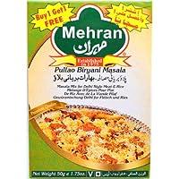 Mehran Pulao Biryani Masala - 50 gm (633152001399)