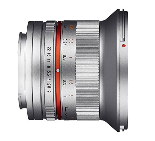 For Sale Samyang 12 mm F2.0 Manual Focus Lens for Sony-E – Silver Reviews