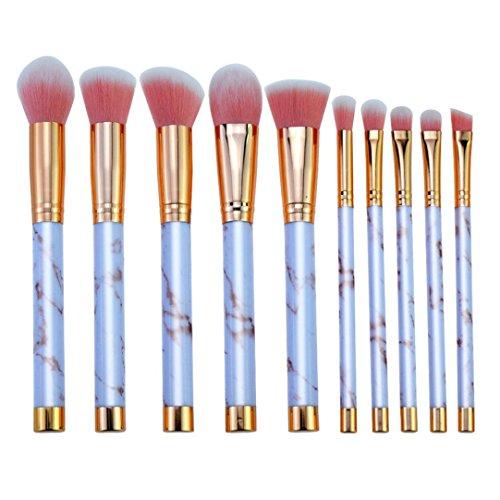 TAOtTAO Pinceaux de Maquillage Poudre Liquide Crème Cosmétique Blending Brush Tool